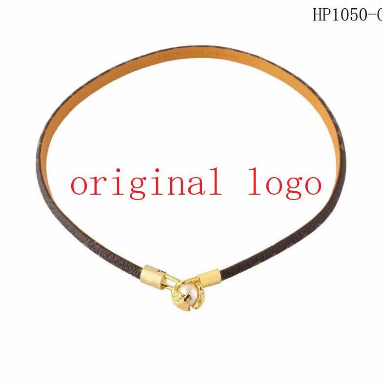 2020 Модный дизайнер Ожерелье Женщины Ожерелье Высокое Качество Жаккардовые Ожерелье