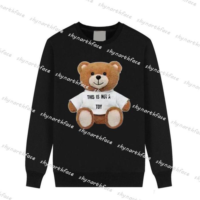 Свитер люкс мужские дизайнеры свитера женские толстовки толстовка мужская повседневная пуловер осень с длинным рукавом мужская одежда свитер B102474K