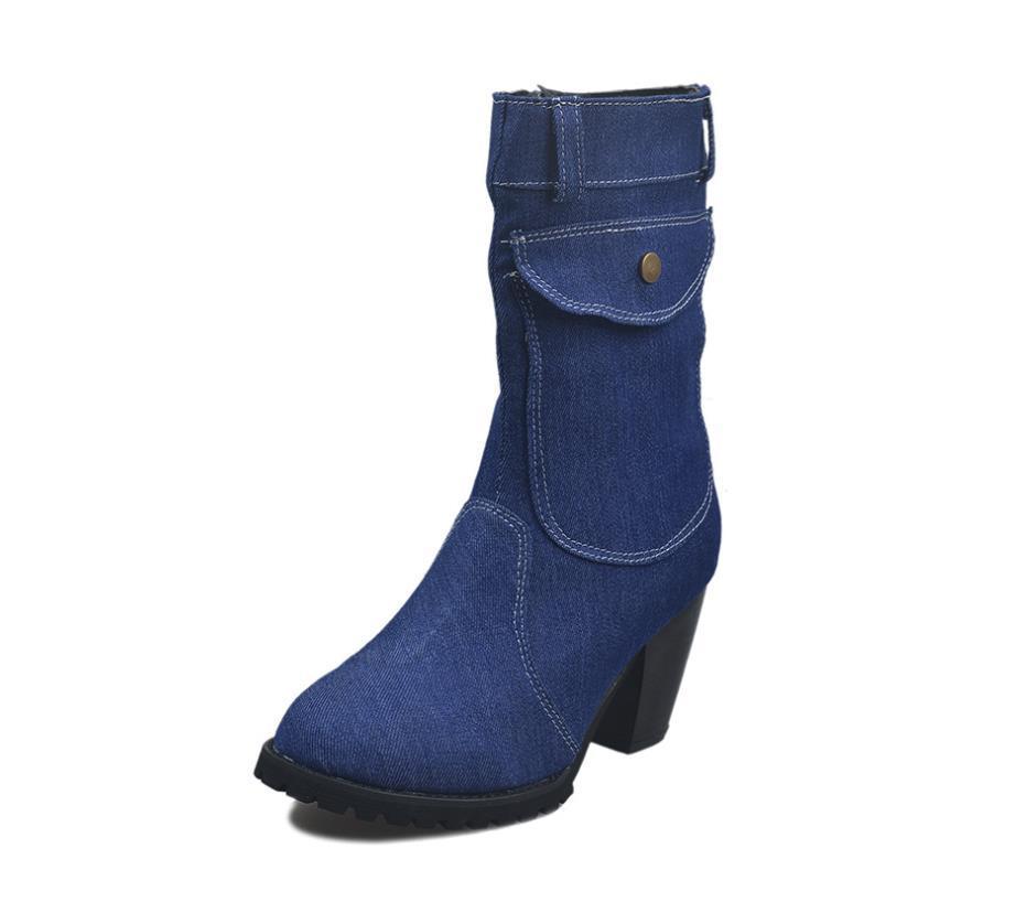 Зимние женские PU сапоги мода женские сапоги модные женские кожаные сапоги горячие и красивые стили лучшие продажи