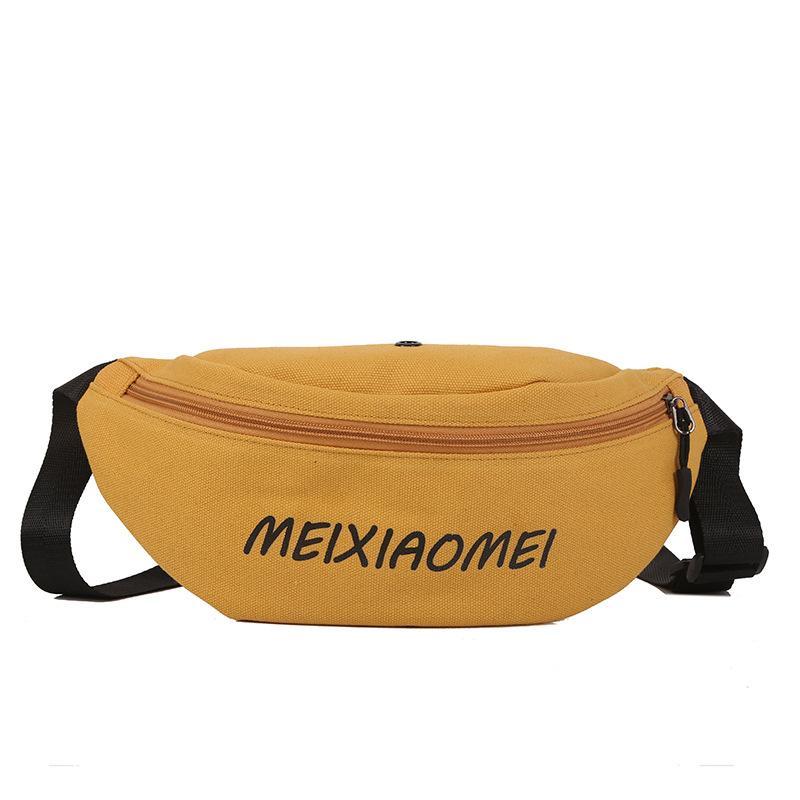2020 sac de la taille Sac de la mode Croix Bumbag Banane Femme Homme HiPhop avec Femme Sac Body Girl pour Styles Imprimer Lettre de rue Courroie CDWQR AQICR