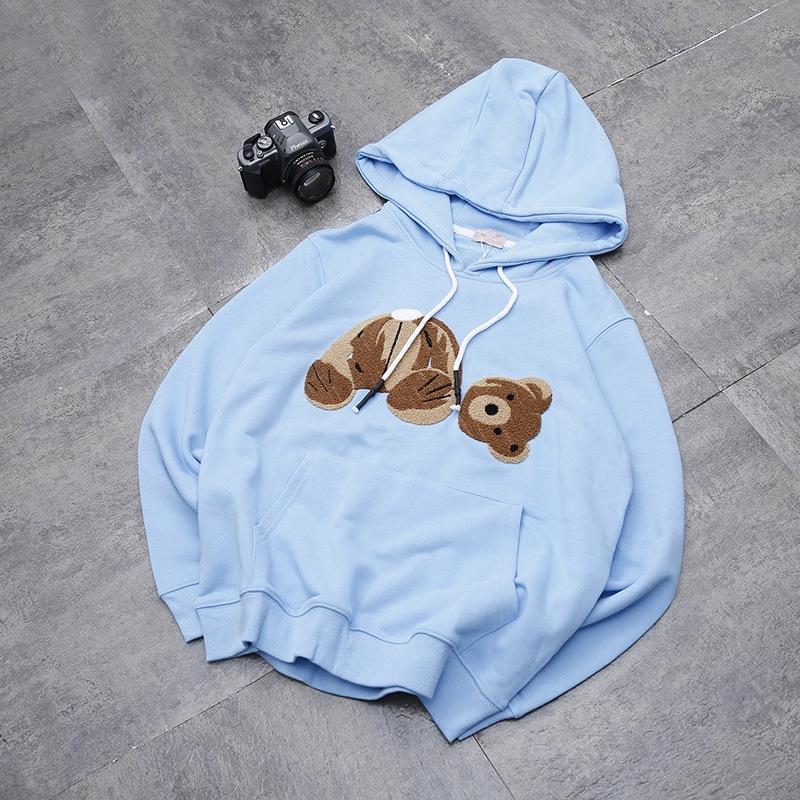 QGEX BE MEN039; S Одежда Старая высокая и зима Новая Нирвана Нирвана ангелы с капюшоном Осенняя улица 2020 Wings свитер для мужчин