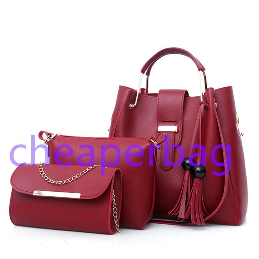 Tasche Handtasche Taschen Taschen Womens Bag Designer Handtaschen Geldbörsen Kupplung Schulter Brieftasche Rucksack PT112 Crossbody Bolso Eimer auf Verkauf