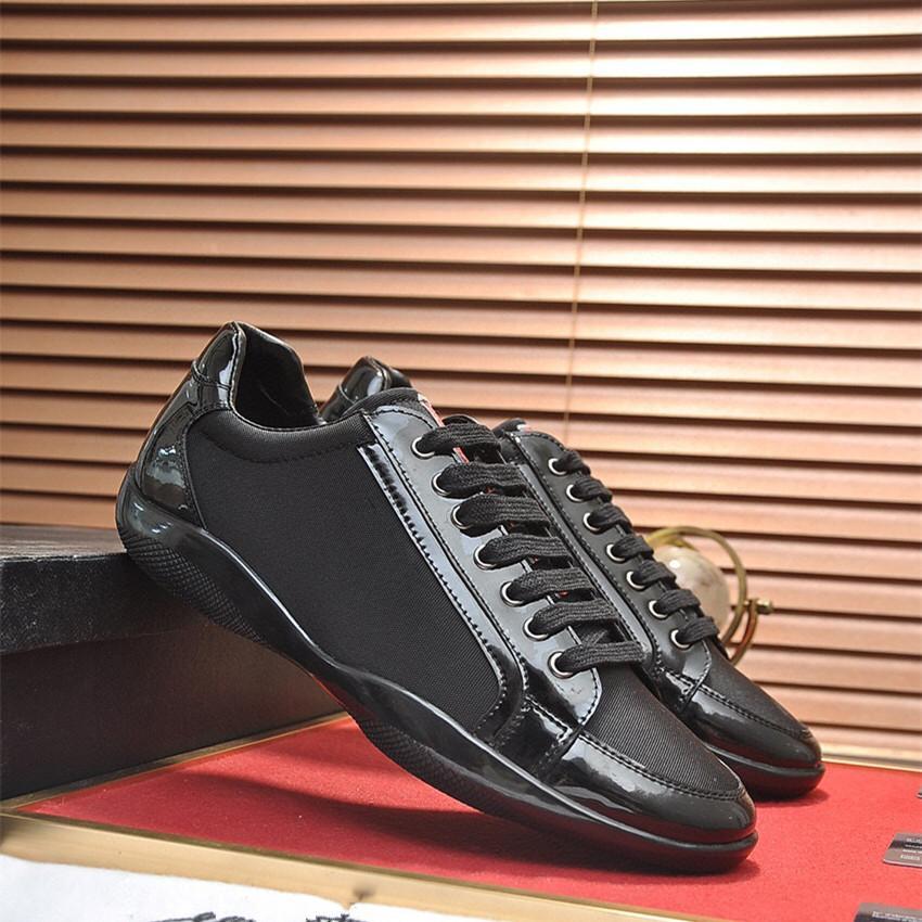 20SS Nouveaux hommes confortables Hommes Casual Chaussures Toile 2019 Mode d'été Mode respirant hommes Mesh chaussures Flats Marques Zapatillas Deportivas Hombre Yecq1