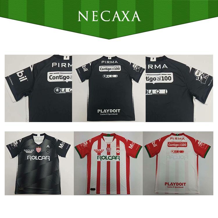20 21New Liga MX Club Necaxa Home Soccer Jersey 2020 2021 Mexican Necaxa Away Jersey Mexico Camiseta de fútbol Camicia calcio