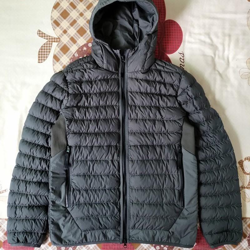 17FW 40124 다운 재킷 topstoney 다운 자켓 여성 남성 재킷 패션 따뜻한 코트 야외 hflsyrf086