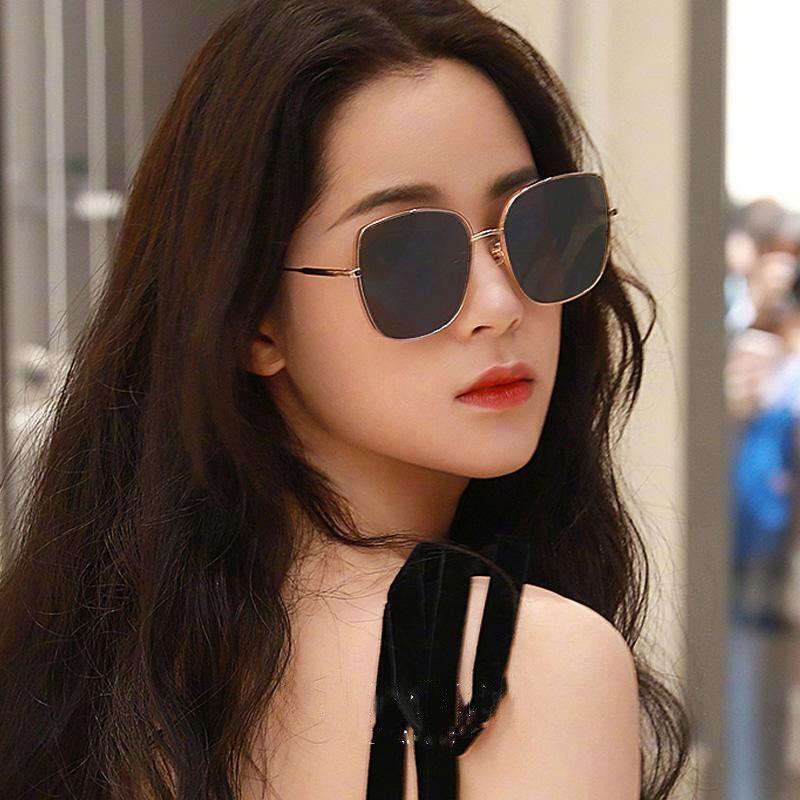 Luxo-Womens Sun Óculos Marca Besigner Retro Shades para Fêmea UV Proteger Olhos Senhoras Sunglasses 2020 Alta Qualidade CP31001