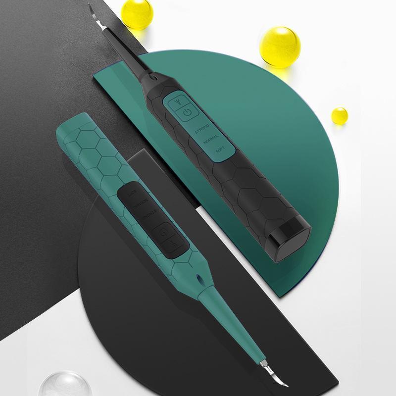 Akıllı Elektrikli Diş Fırçası Diş Hesap Sökücü 3 Modu Diş Temizleyici Scaler Taşınabilir Oral Sulama Dişleri Tartar Kazıyıcı USB