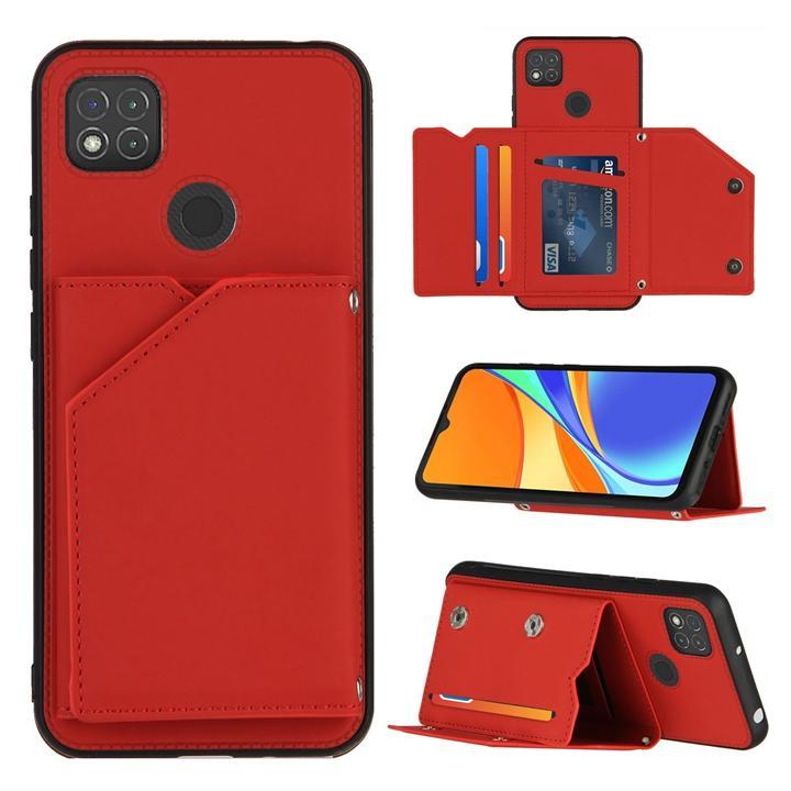 Skin Sense 3 Card Slot Capas de Couro para Samsung M51 S20 Fe Note 20 Ultra A21s A31 A51 A71 A81 A91 A30 A50 A5 A4 A5 A4 A A70 FLIP Capa Telefone
