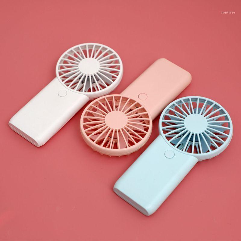 Mini bolsillo de viaje portátil Bolsillo de aire fresco refrigerador refrigerante Fans de enfriamiento Mini ventiladores Potencia por batería 3x para oficina al aire libre Office1