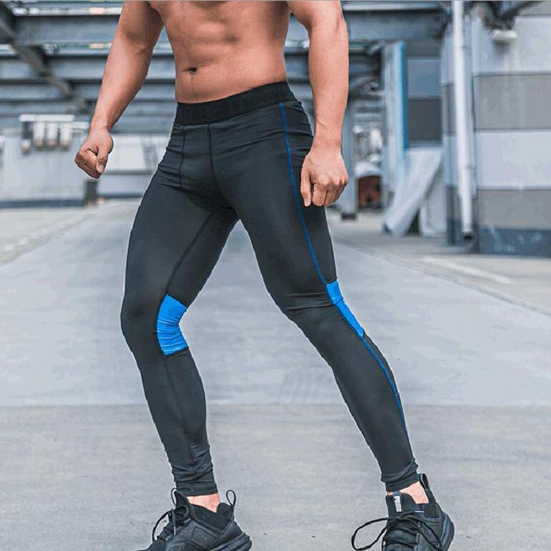 Yeni sonbahar egzersiz koşu sıska uydurma erkek atletik eşofman kıyafetleri 7A8O