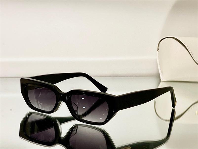 النظارات الشمسية للنساء الصيف نمط المضادة للأشعة فوق البنفسجية 4080 الرجعية لوحة لوح الإطار الكامل الأزياء النظارات مربع عشوائي