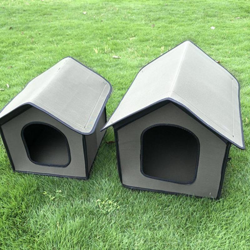Tenda per canne per cani da casa impermeabile per cannocchia per cani per cani da casa impermeabile