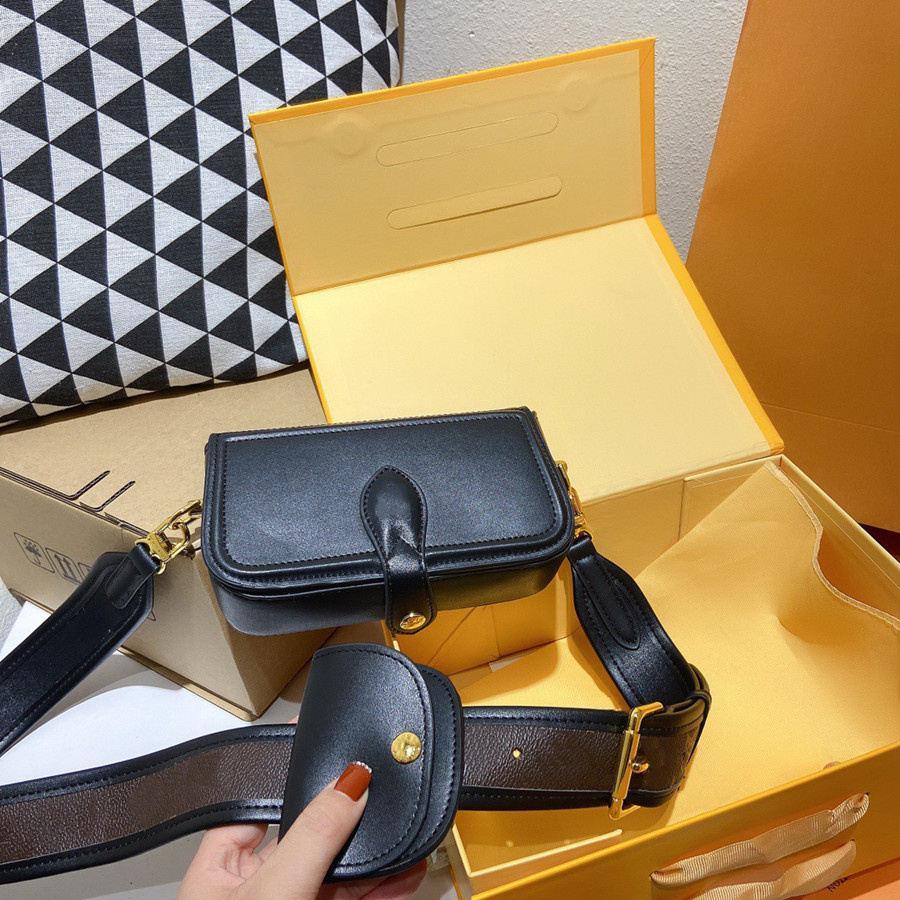 Crossbody con borse da donna in pelle Borse da donna QXPCD Borse M69841 Portafogli a spalla moda Borse Borse Borse Hobo Designer Tote Genuine Luxu Puucx