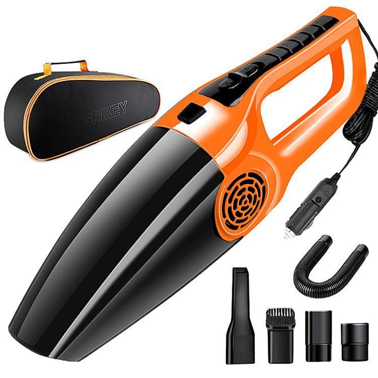 Портативный автомобильный вакуумный очиститель для автоматического портативного вацкума Cleaner Автомобильный вакуумный кабель 12V Cleaners портативный