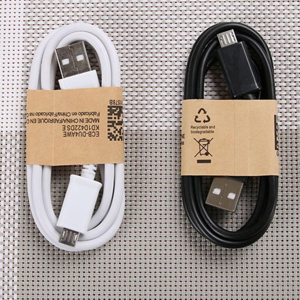 1M 3ft Bianco Nero Tipo di colore C Cavo del caricatore C Caricatore Micro Cavi USB per Samsung S8 S9 S10 S6 S7 Nota 8 9 HTC LG