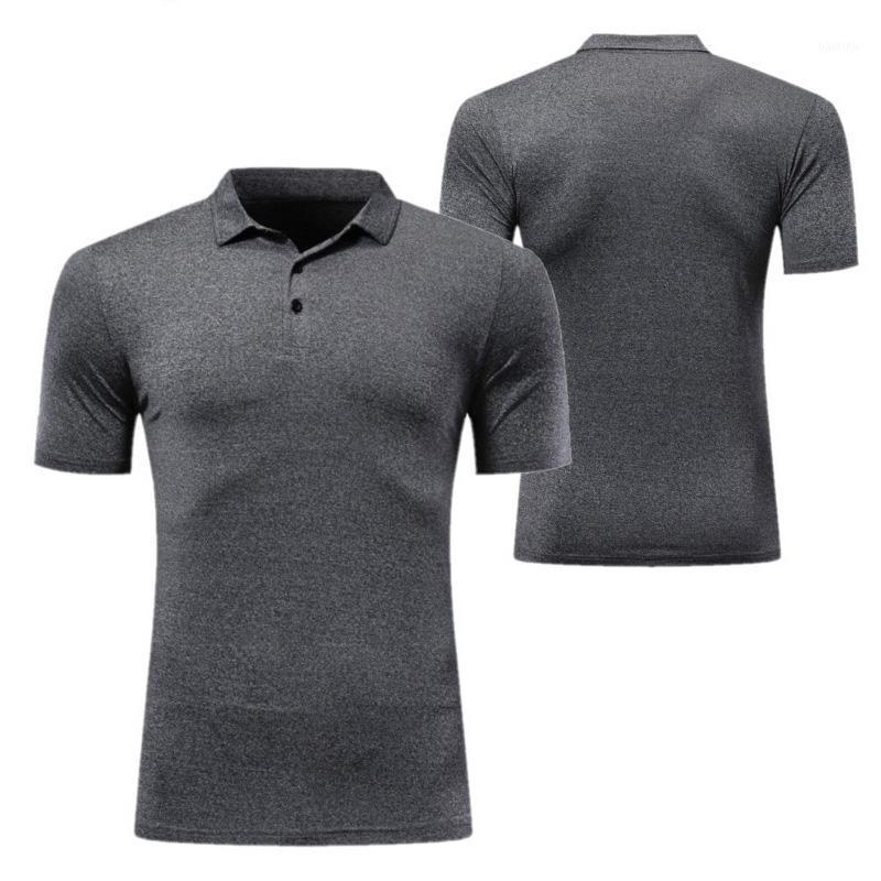 Camisa para hombre 2020 Camisa de tenis de verano de manga corta Ropa deportiva de secado rápido Ropa de baloncesto Gimnasio corriendo Bádminton Entrenamiento T-shirt1