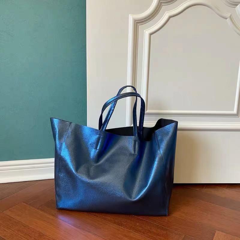 Sac à bandoulière HBP 14 sac à bandoulière grande capacité Sacs à provisions en cuir de grande capacité