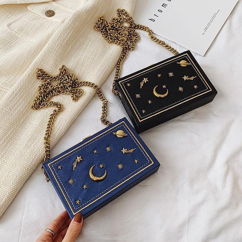 Kette Frauen Schulter Crossbody Bag Sommer Mode Designer Taschen Frauen Handtaschen Geldbörsen Kasten Kreuzkörper