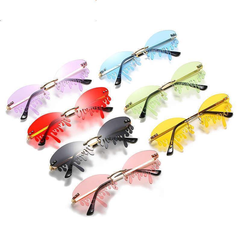 Diseñador 2019 de lujo polarizerd gafas de sol para hombre de cristal espejo verde lense vintage gafas de sol accesorios de gafas para mujer null 21s