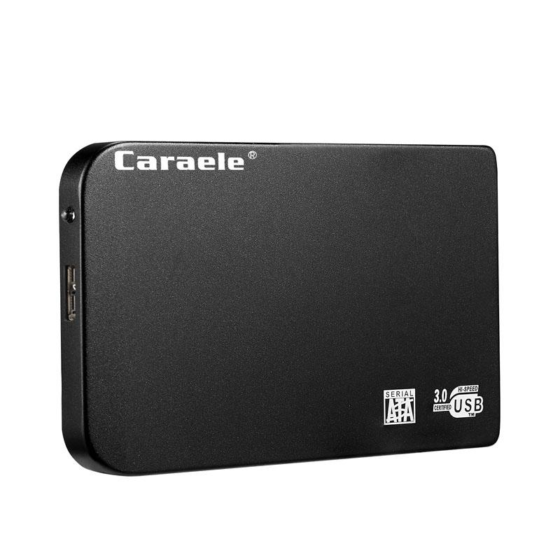 Caja USB 3.0 HDD 2.5 pulgadas Caja de discos duros externos para computadora portátil de escritorio Externasl HD servidor de disco duro