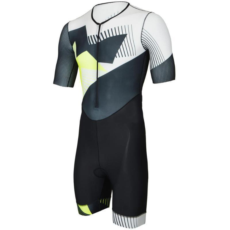 Yarış Setleri Bisiklet Skinsuit 2021 erkek Triatlon MTB Bisiklet Spor Giysileri Tulumlar Yol Takımları