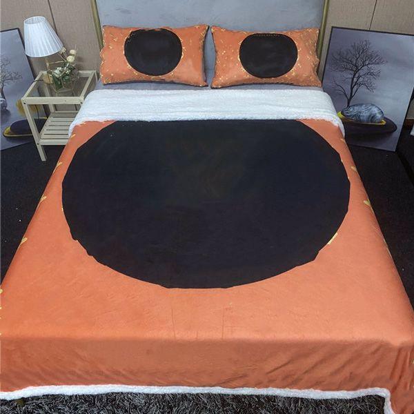 Soft Cartoon fashion Luxurys Blankets Home Office Nap Sleep High Quality Blanket New High Quality Gift Blankets
