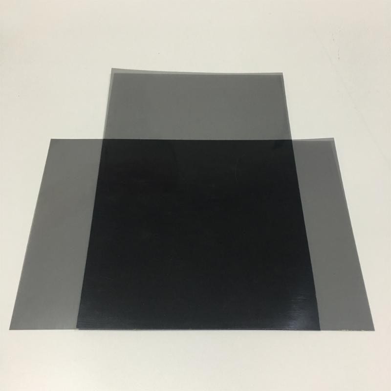 نظارات 5 قطع حزم 30 * 20 سم 0 درجة خطي مستقطب فيلم، LCD / الصمام مرشح الاستقطاب، استقطاب ورقة فيلم للاستقطاب