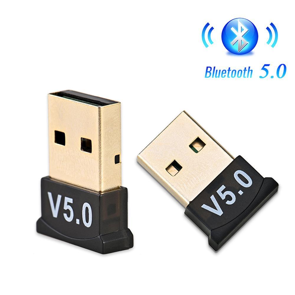USB-ресивер передатчик адаптер Bluetooth 5.0 аудио ресивер для компьютерного ноутбука Win 10 8 беспроводной передатчик ключ адаптер