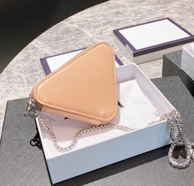 2021 جديد مصممي الفم الصوت حقيبة تسوق مصغرة مع حمل حقيبة اليد عالية الجودة حقيبة ساطع حقيبة يد المرأة مع مربع