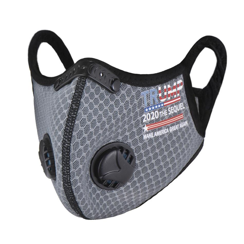 2020 Máscara Mask Trump Elección de ciclismo de EE.