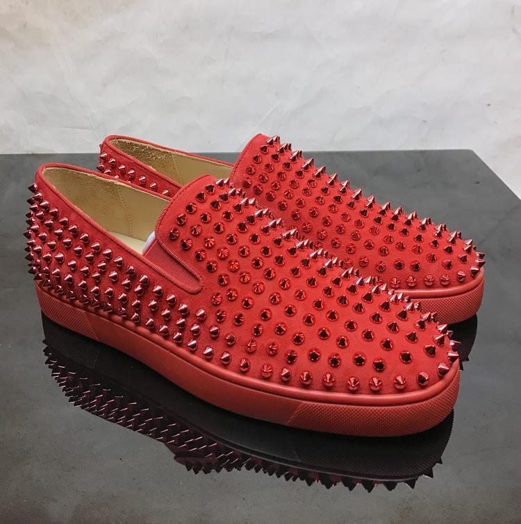 fondos rojos hombres mujeres vestido de moda zapatos picos altos zapatillas altas zapatillas negro blanco brillo cuero cuero cuero para hombre zapato casual jaleo caminando