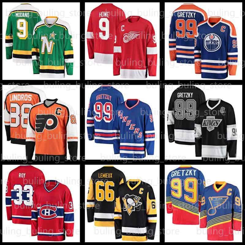 99 Wayne Gretzky Hokeyi Formaları 11 Mark Messier 9 Gordie Howe Mike Modano 66 Mario Lemieux Pavel Bure Patrick Roy Eric Lindros Bobby Orr