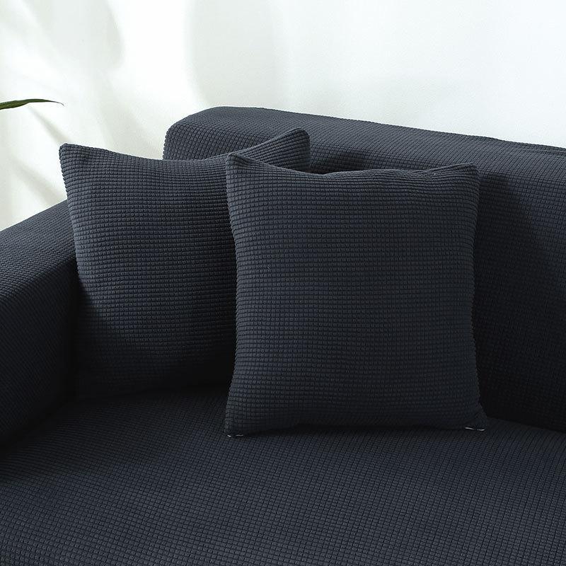 X120 Küçük Taze Kucaklama Yastık Dikey Şerit Süet Yastık Örtüsü Ev Eşyaları Hug Yastık Katı Renk Yastık ASDF Kapakları