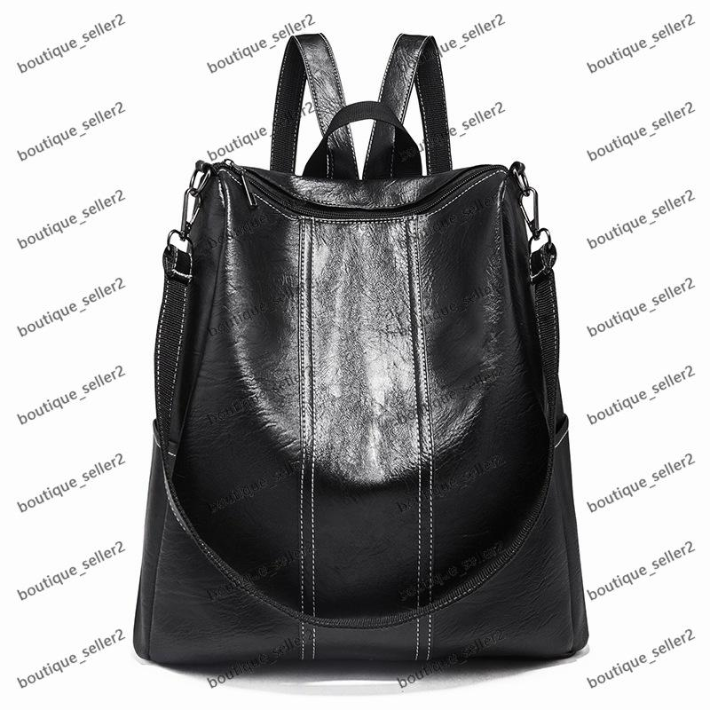 HBP backpack mochila school bag travel bag PU leather fashion backpacks Sacoche Homme mini backpack SacocheMAIDINI-158