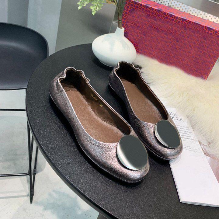 Высочайшее качество роскошный бренд продают хорошо сексуальные женские одежды обувь Обувь ограниченное издание плоское нижнее деловые дела ботинок комфорт бисером пряжки ленты заклепки с коробкой