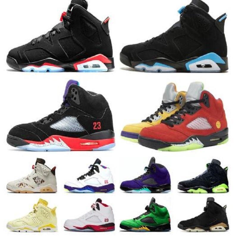 رخيصة 6 6 ثانية هير dmp مارون unc oreo 2021 رجل كرة السلة الأحذية 3 ثانية الأحذية 6 أسود الأشعة حذاء رياضة المدرب الأحذية الرياضية