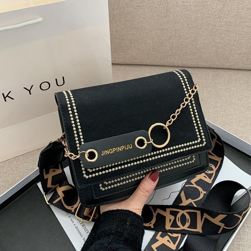 Messenger Bag For Women Luxury Lady Casual Simple Shoulder Satchel Handbag Leather Fashion Crossbody Bag Female Design New Purse C0224
