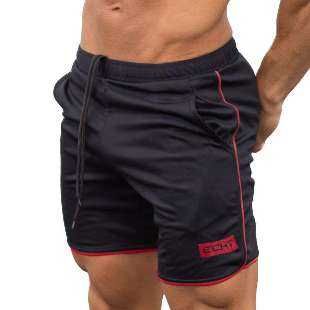 2020 الرجال عارضة السراويل الجديدة صالات رياضية اللياقة البدنية كمال الاجسام السراويل رجل الصيف عارضة بارد السراويل القصيرة الذكور عداء ببطء تجريب الشاطئ
