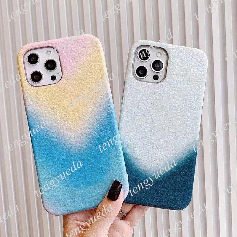 Neueste Top Fashion Designer Telefon Hüllen für iPhone 13 13.pro 12 12PRO 11 PRO MAX XS XR XSMA 7 8PLUS Hohe Qualität Druckleder Metall Buchstaben Luxus Mobiltelefon Fall