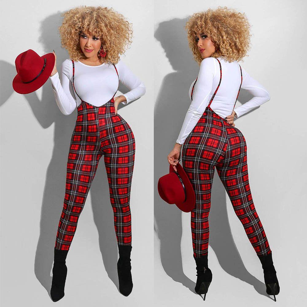 Damen Kleidung Designer 2021 Bedruckt Langarm T-Shirt Hosenträger Slim Damen Schlinge Casual Sport Anzüge Zwei Stücke Hosen