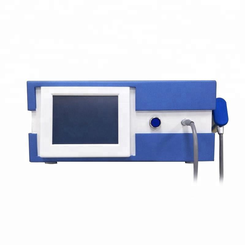 Tragbare Neueste Physiotherapie Stoßwelle Maschinenkörper Body Shockwave Therapie Schmerzlinderung