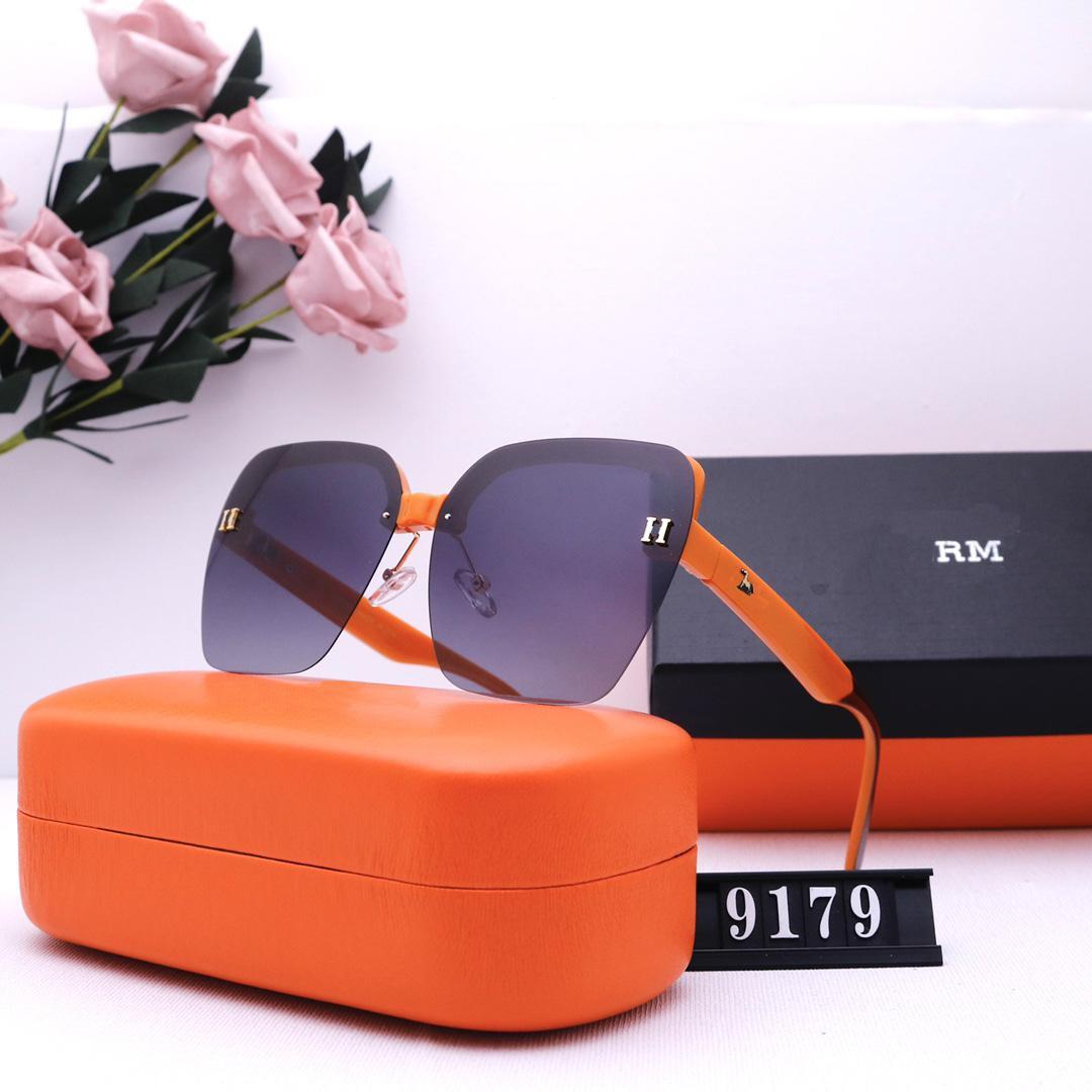 Luxurys designers Sunglasses High quality Polarized light Mens Womens Sunglass Ultraviolet-proof eyewear sunshade