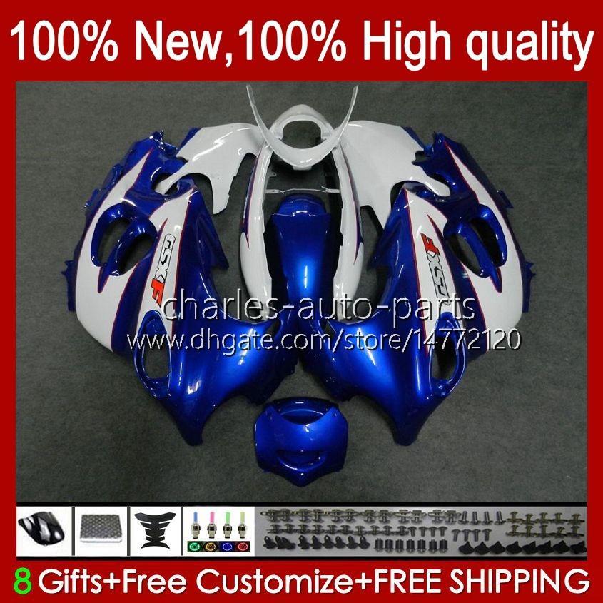 Body For SUZUKI KATANA GSX600F GSXF600 GSXF750 GSXF 600 750 CC 98 99 00 01 02 29No.30 600CC 750CC GSX750F GSXF-600 GSXF-750 1998 1999 2000 2001 2002 Fairing glossy blue