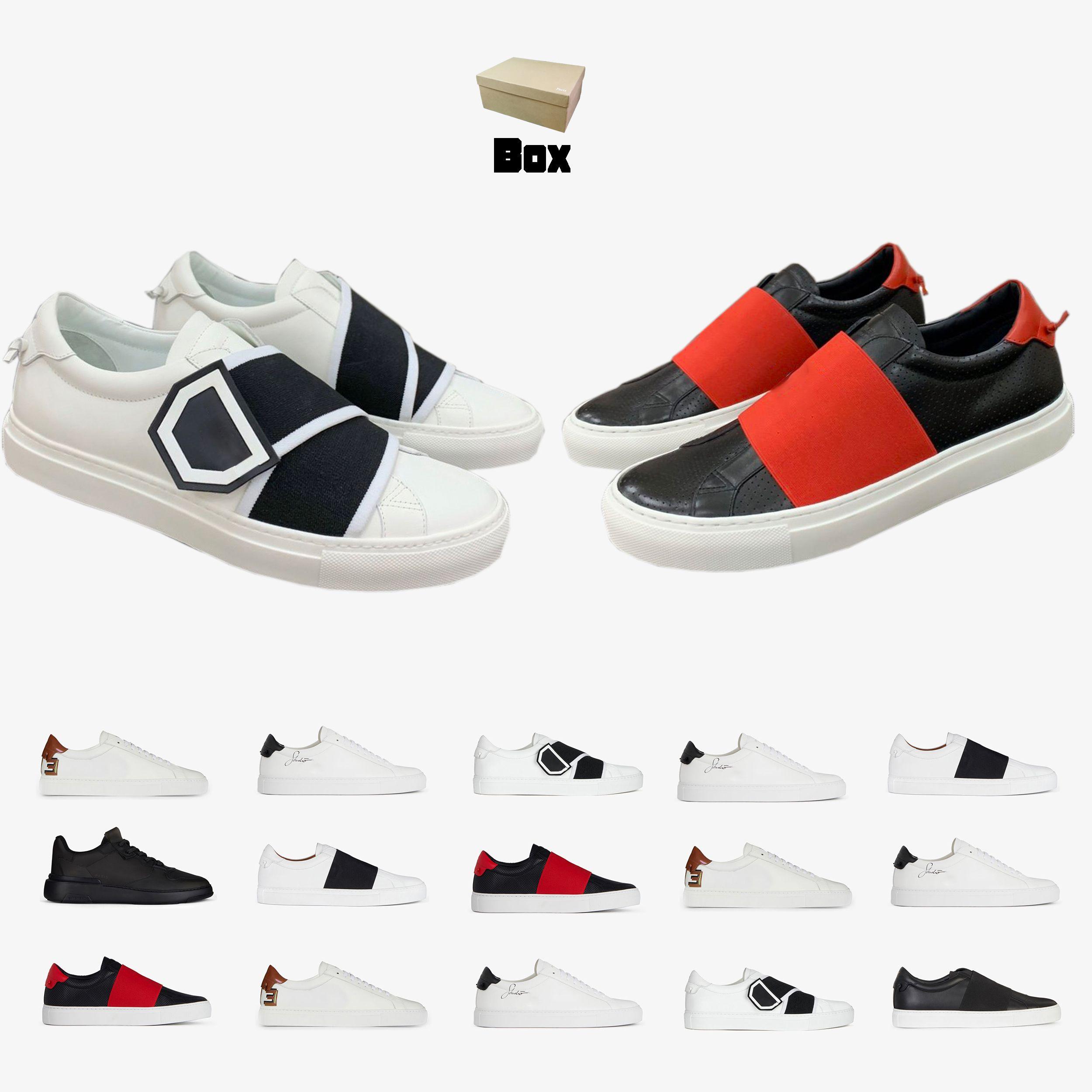 Luxurys Designers sapatos sapatilhas baixo plataforma homens treinadores corredor skate triplo branco sneaker esportivo preto 0402
