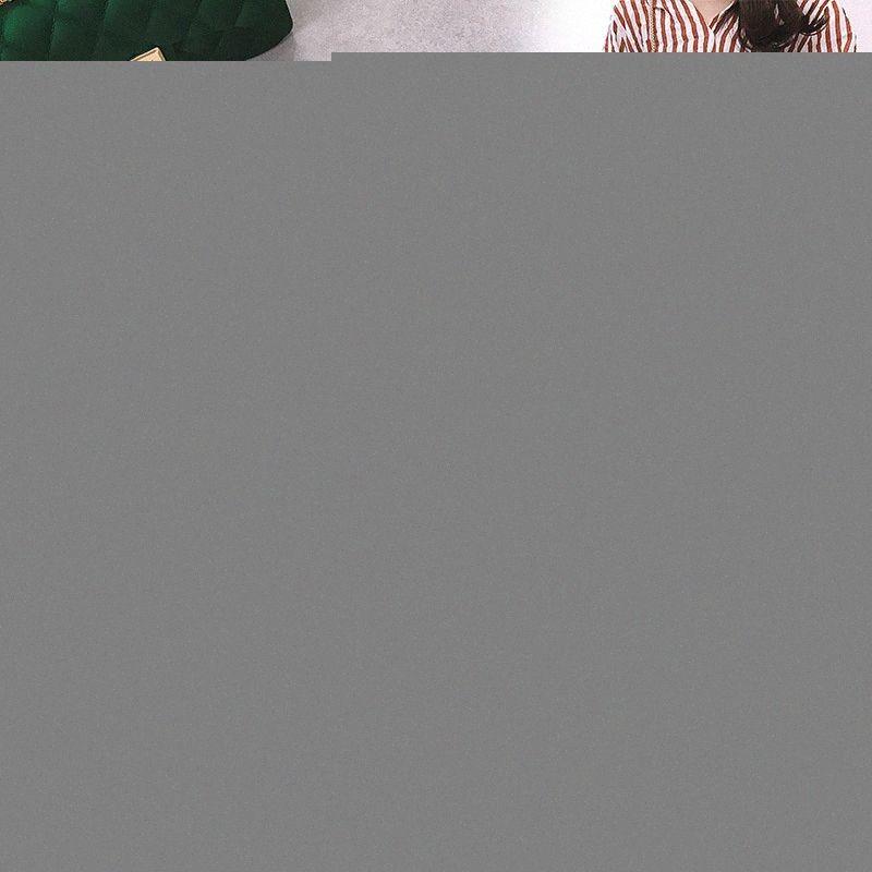 Классика Мода Досуг Женщины Тапочки Сплошные снаружи Высокий Квадратный Каблук Слайды Летние Скольжения на Случайные Женские Обувь Золотая Обувь D3IL #