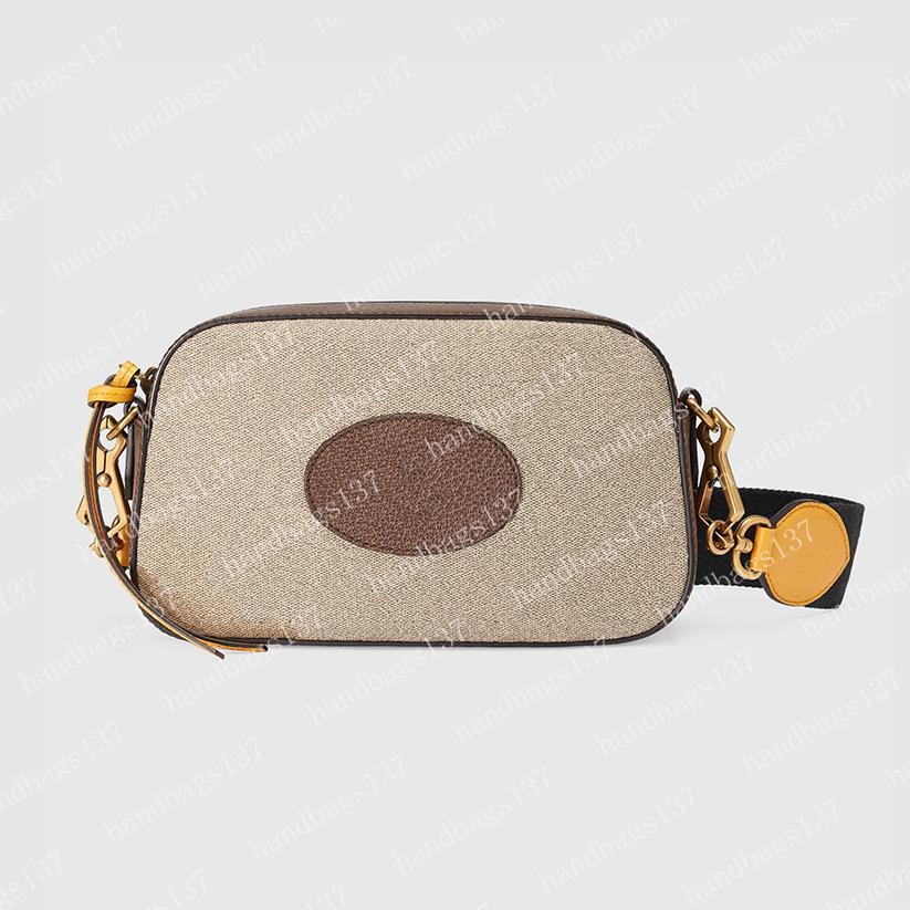 2021 حقيبة كاميرا crossbody الرجال النساء fannypack البيج ويب القطط رئيس خمر ظهره الرجال المحافظ ماسنجر حقيبة الأزياء محفظة 476466 # GVT-01