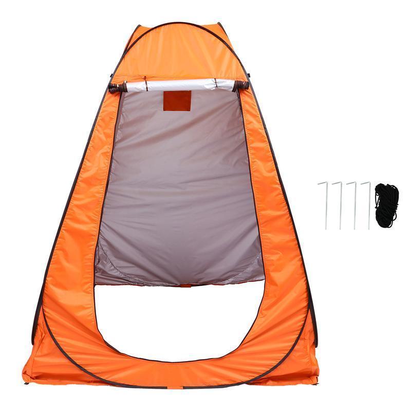 2 persona Persona Camping Tienda de campaña Viajando Tiendas de alquiler Cuelgas Coloridas Durables Cambio de vestuarios Tienda de ducha