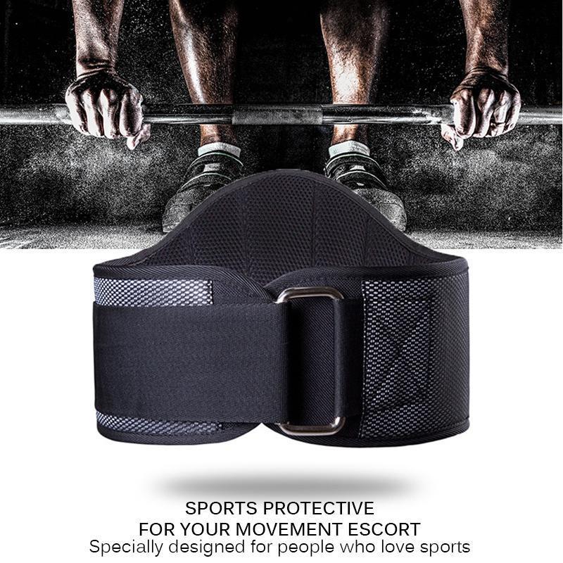 الاكسسوارات قطني الخصر دعم حزام قوي أسفل الظهر هدفين مشد مدرب العرق سليم للرياضة تخفيف الآلام