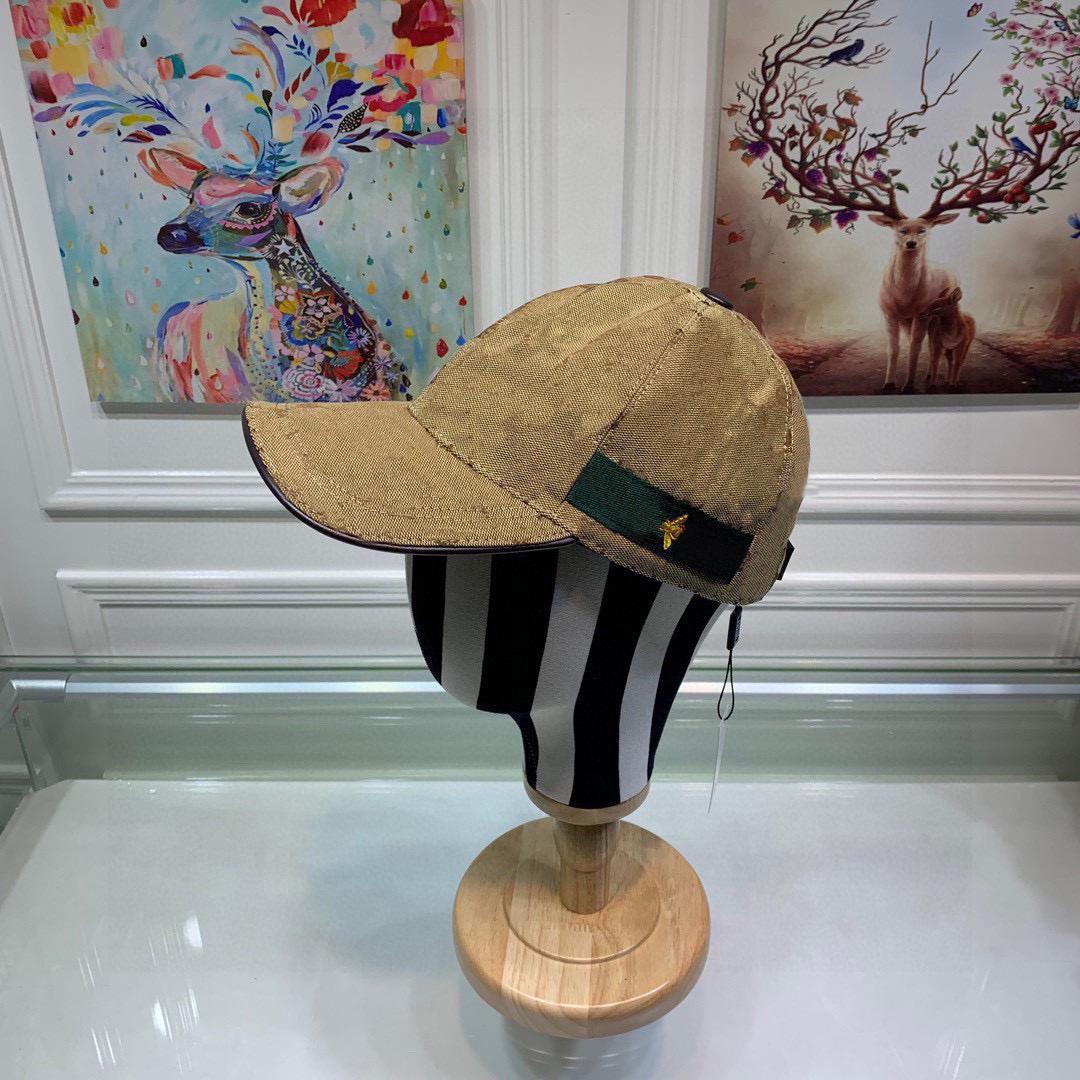 الكلاسيكية أعلى جودة الأفعى النمر النحل القط قماش يضم الرجال قبعة بيسبول مع صندوق الغبار حقيبة أزياء المرأة قبعة الشمس دلو قبعة 426887 07