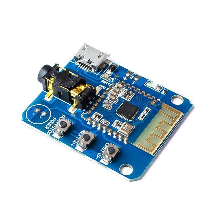 Integrated Circuits JDY-64 Lossless Car Bluetooth Audio Module 4.2 High Fidelity HIFI Speaker Earphone Power Board Modification